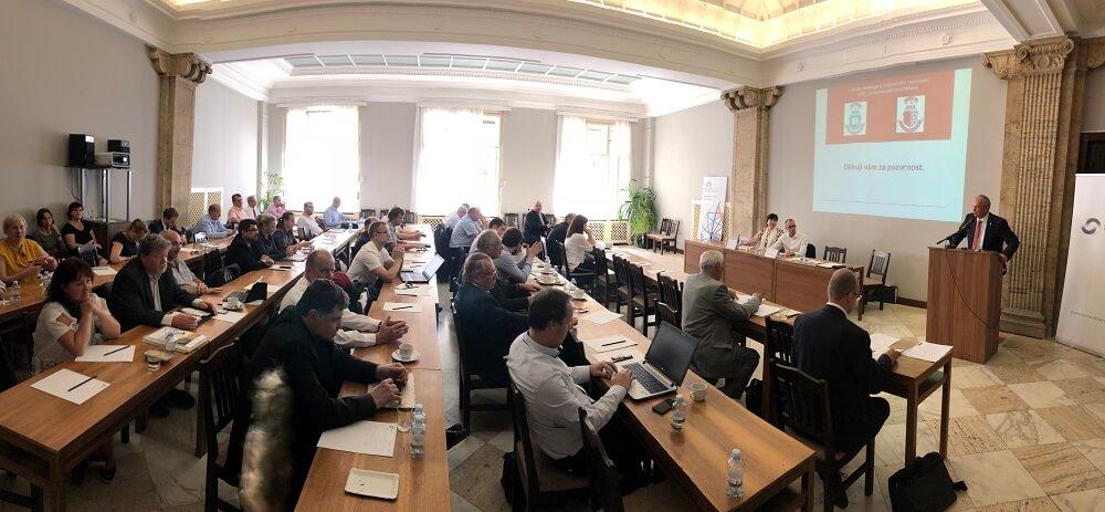 Každoroční setkání zástupců ocelářského průmyslu