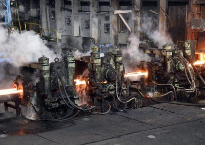 Jak se stanovují emisní limity pro výrobce oceli