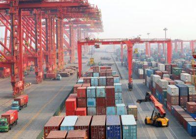 Čínský obchodní protekcionismus