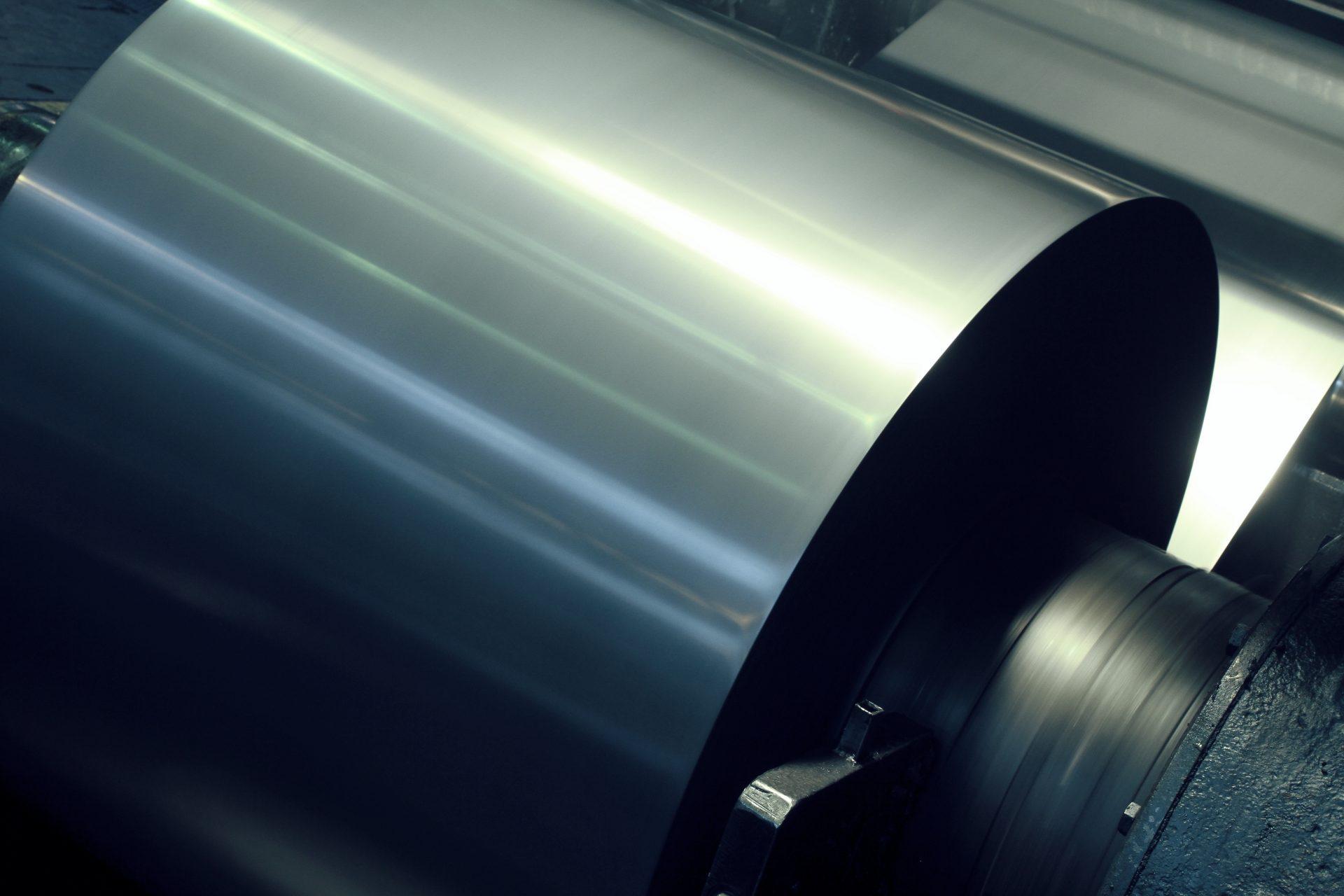 Výrobní technologie CGO vGO Steel Frýdek Místek