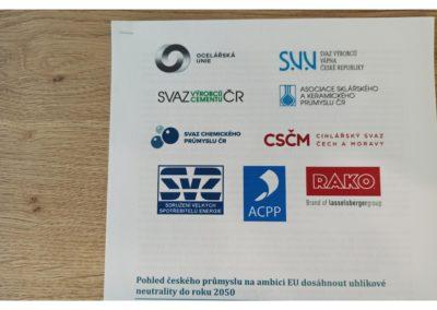 Pohled českého průmyslu na ambici EU dosáhnout uhlíkové neutrality do roku 2050