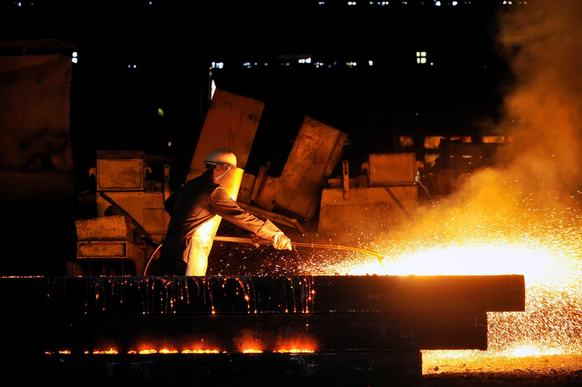 Ocelářská unie nesouhlasí splošným zavíráním průmyslu. Ocelářské provozy nejsou semeništěm nákazy.