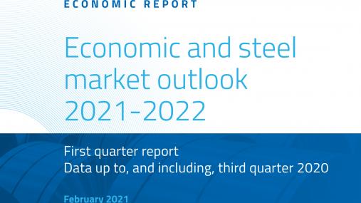 Eurofer: Výhled evropské ekonomiky a ocelářství na rok 2021 a 2022